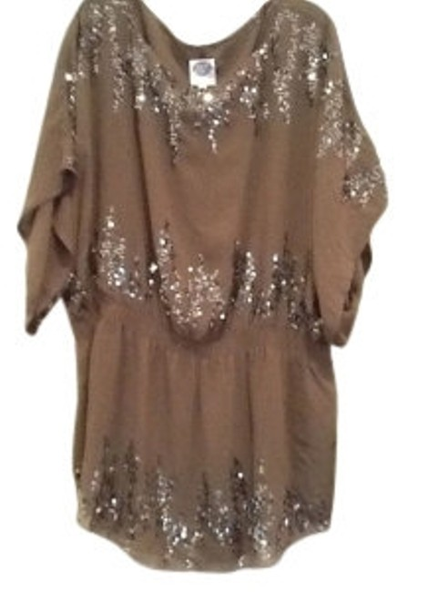Preload https://item2.tradesy.com/images/dg2-by-diane-gilman-olive-xl-chiffon-sequined-gathered-waist-tunic-size-16-xl-plus-0x-36046-0-0.jpg?width=400&height=650