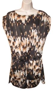 Derek Lam Design Nation short dress Black Multi on Tradesy