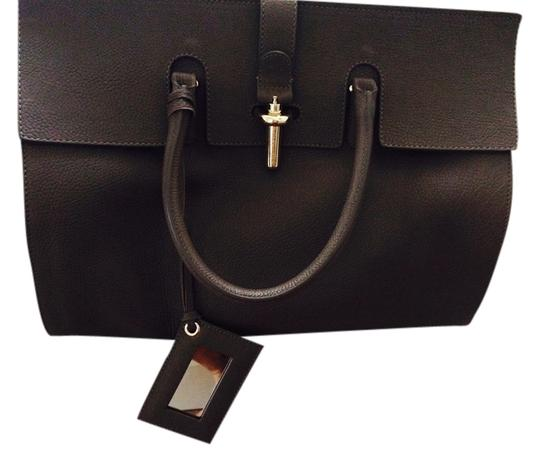Balenciaga Satchel in Aniline (Grey)