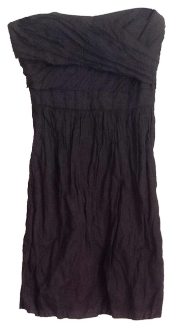 Preload https://img-static.tradesy.com/item/3608008/jcrew-charcoal-gray-just-reduced-price-and-shipping-short-night-out-dress-size-0-xs-0-0-650-650.jpg