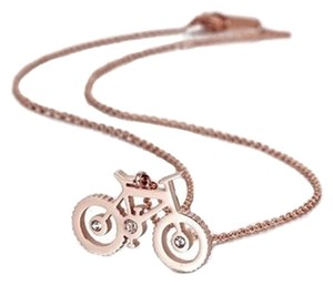 Other BICYCLE PENDANT NECKLACE