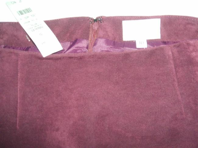 Cache Skirt Purple