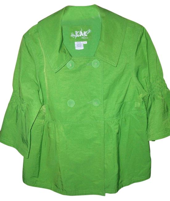 Lalique Green Jacket