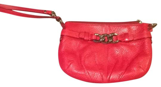 Preload https://item2.tradesy.com/images/coach-red-leather-wristlet-3609436-0-0.jpg?width=440&height=440