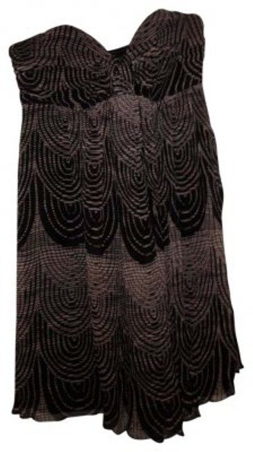 Preload https://item3.tradesy.com/images/express-black-and-white-b-and-w-strapless-above-knee-cocktail-dress-size-0-xs-36097-0-0.jpg?width=400&height=650