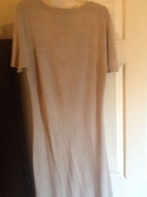 BCBGMAXAZRIA short dress Sexy Knit Tan Sweater on Tradesy