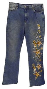 DG2 by Diane Gilman Boot Cut Pants
