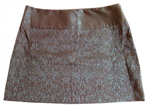 Star City Mini Skirt Teal