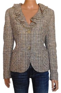Santorelli Tweed Multi color Jacket
