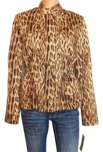 MICHAEL Michael Kors Leopard Multi color Jacket
