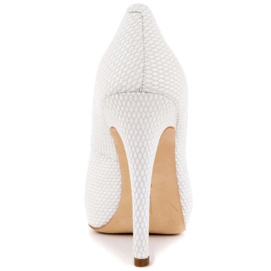 BCBGeneration white Platforms