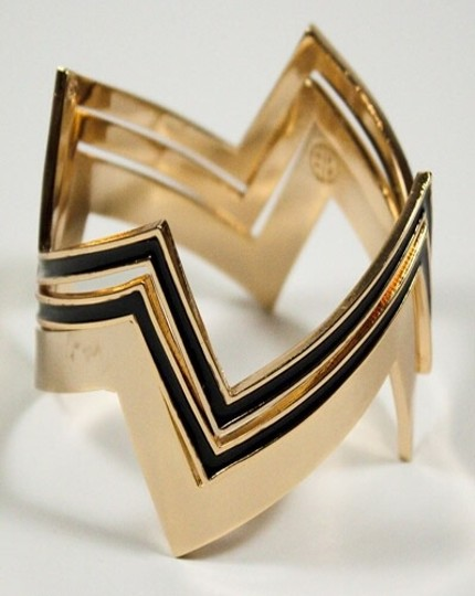 House of Harlow 1960 As seen on Nicole Richie HOH 3 Stack bangle