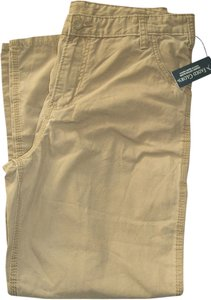 Faded Glory Straight Pants Drift Wood