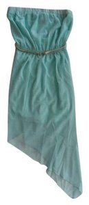 Teal Maxi Dress by 2b bebe