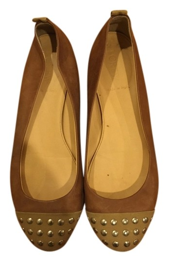 Preload https://item3.tradesy.com/images/jcrew-studded-flat-brown-flats-3612952-0-0.jpg?width=440&height=440