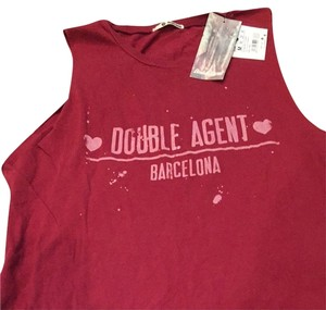 Double Agent Top