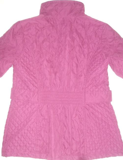 Jaclyn Smith Pink Jacket