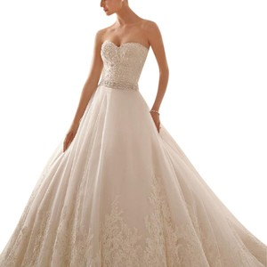 Mori Lee 2621 Wedding Dress