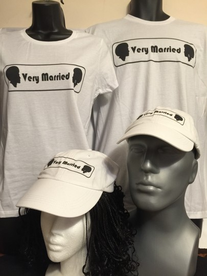 """ Very Married "" Men's X-large T-shirt (afrocentric Style)"