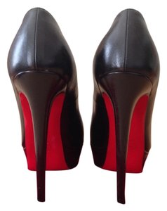 Christian Louboutin Bianca Black Pumps