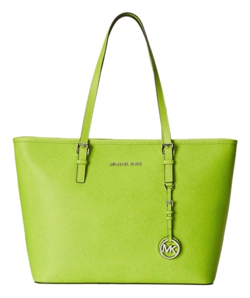 Michael Kors Tote In Pear