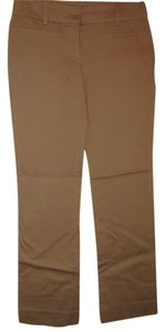 Zara Skinny Pants Tan