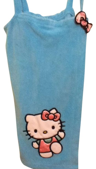 Preload https://item3.tradesy.com/images/sanrio-baby-blue-hello-kitty-ponchocape-size-8-m-361407-0-0.jpg?width=400&height=650