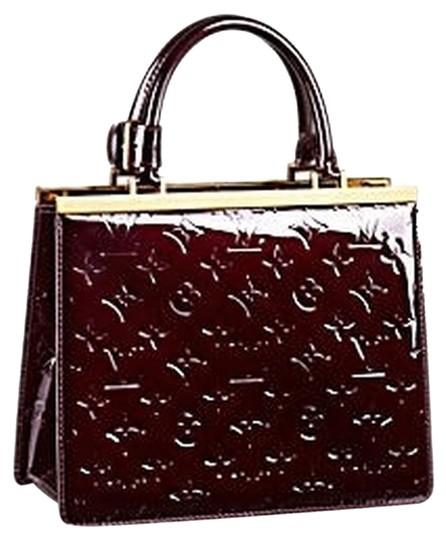 Louis Vuitton Retro Brand New Never Used Patent Shoulder Bag