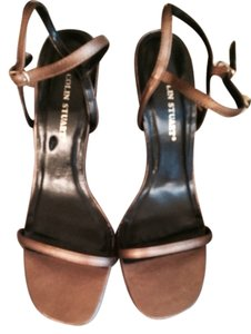 Colin Stuart Bronze Sandals