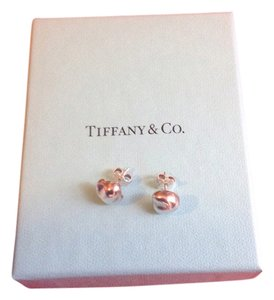 Tiffany & Co. Tiffany silver Nugget earrings