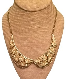 Burlington Gold Collar Necklace