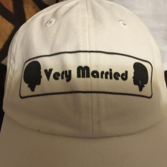 """ Very Married "" Unisex Adjustable Baseball-style Visor Cap (afrocentric Style)"