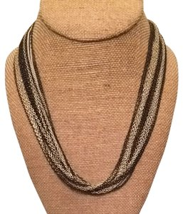 The Limited Multi Chain Necklace