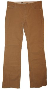 Gap Corduroys Boot Cut Pants Tan