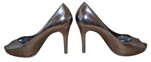 Nine West silver Pumps