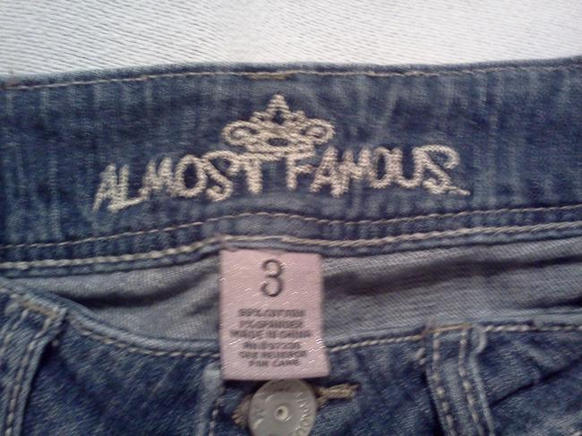 Almost Famous Clothing Flare Leg Jeans