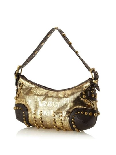 Just Cavalli Stud Studded Handbag Shoulder Bag