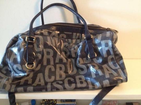 Marc by Marc Jacobs Travel Satchel in denim/blue