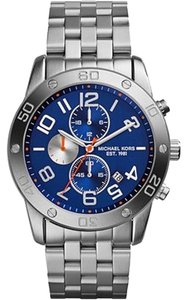 Michael Kors Michael Kors Men's Chronograph Mercer Stainless Steel Bracelet Watch 45mm MK8348