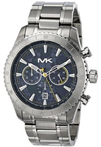 Michael Kors Michael Kors Men's Chronograph Richardson Stainless Steel Bracelet Watch 45mm MK8351