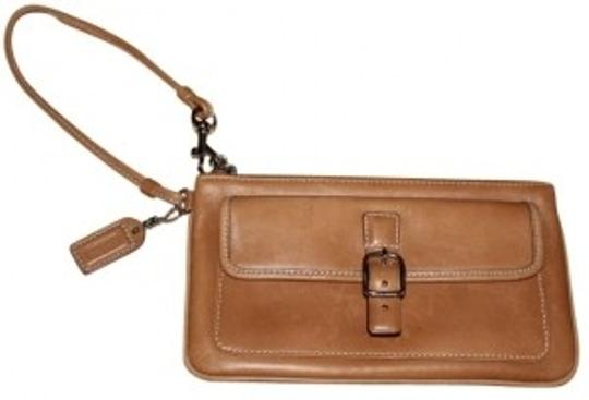 Preload https://item5.tradesy.com/images/coach-with-front-pocket-camel-leather-wristlet-36179-0-0.jpg?width=440&height=440