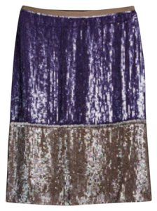 Cynthia Rowley Skirt Purple