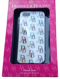 Dooney & Bourke New Dooney & Bourke Signature Stamped iPhone 5 Case