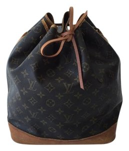 Louis Vuitton Noe Vintage Tote in Monogram
