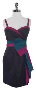Marc by Marc Jacobs short dress Avery Cotton Silk Obi Bow on Tradesy