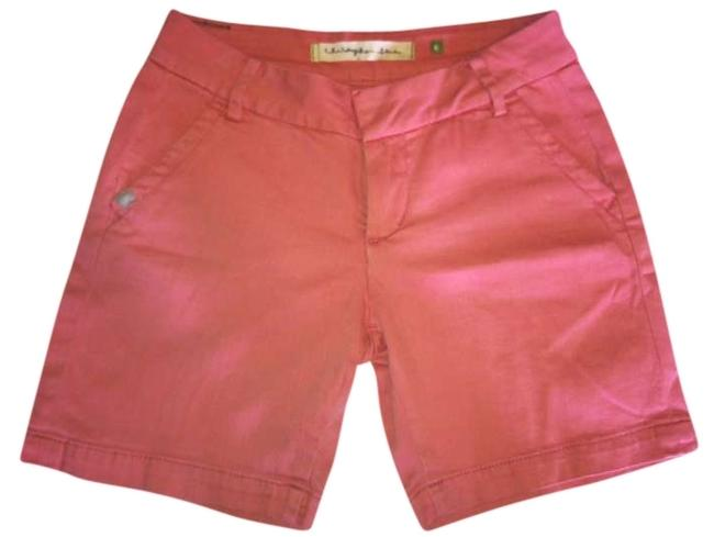 Christopher Blue Shorts Coral