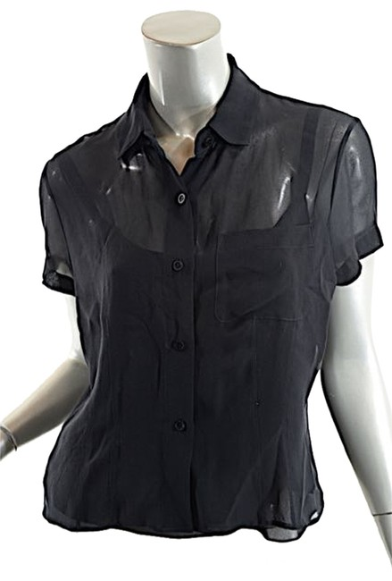 Preload https://item1.tradesy.com/images/emanuel-ungaro-black-by-silk-chiffon-button-wcami-blouse-size-4-s-3620830-0-0.jpg?width=400&height=650