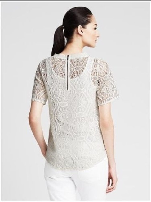 Preload https://item5.tradesy.com/images/banana-republic-white-lace-shirt-small-blouse-size-4-s-3620869-0-0.jpg?width=400&height=650