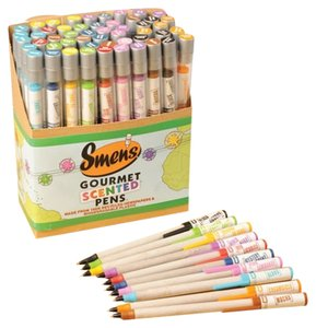 Smens SMENS Gourmet Scented Pens Box of 50