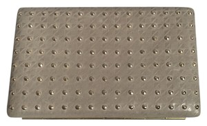 Abas Studded Abas Full Frame Clutch Wallet